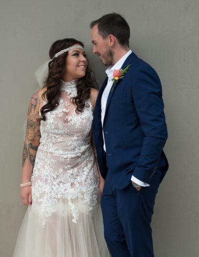 Bride Gina